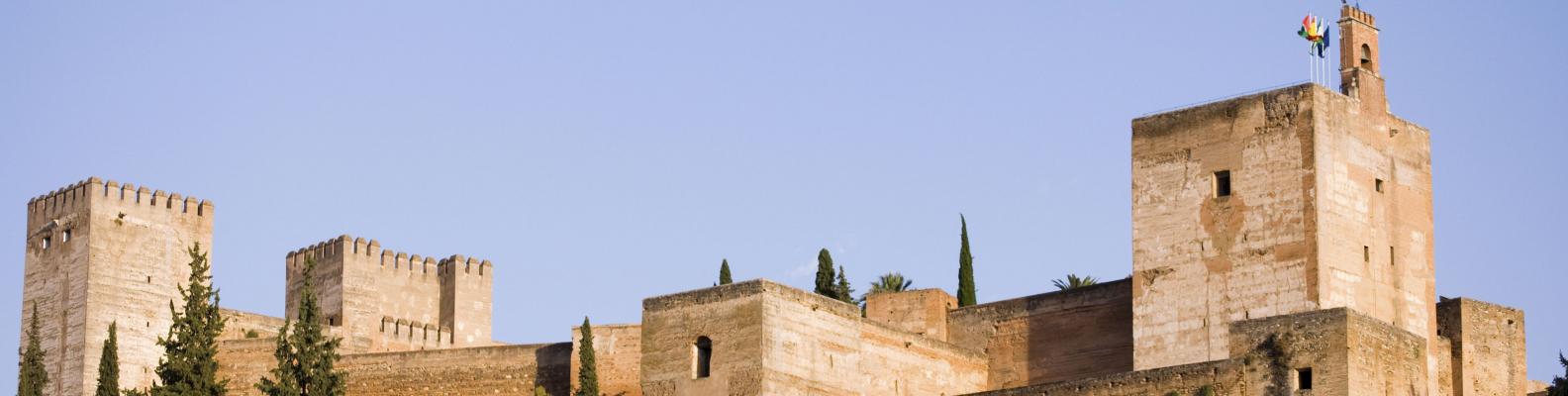 La Alhambra de Granada - Panorámica
