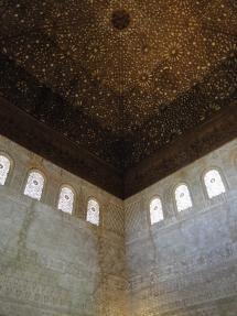 Salón del Trono Palacio de Comares