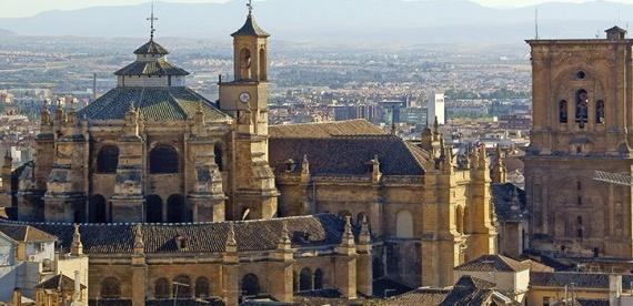 Panorámica de Granada