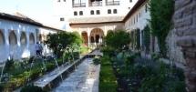 Patio del la Acequia (Palacio del Generalife)